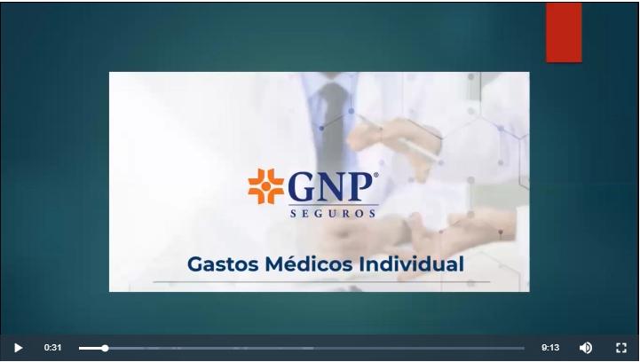 Gastos Médicos Individual
